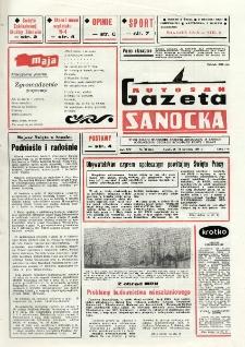 "Gazeta Sanocka ""Autosan"", 1987, nr 12"