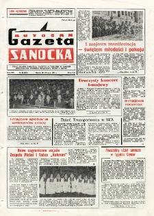 "Gazeta Sanocka ""Autosan"", 1987, nr 14"