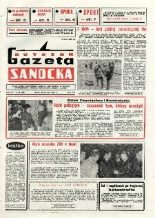"Gazeta Sanocka ""Autosan"", 1987, nr 15"
