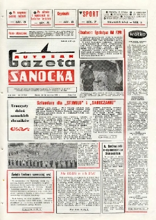 "Gazeta Sanocka ""Autosan"", 1987, nr 18"