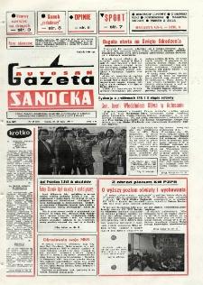 "Gazeta Sanocka ""Autosan"", 1987, nr 20"