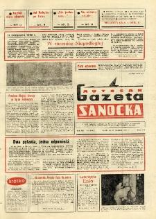 "Gazeta Sanocka ""Autosan"", 1987, nr 32"