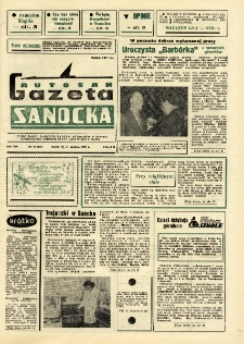 "Gazeta Sanocka ""Autosan"", 1987, nr 36"