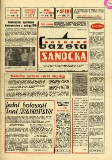 "Gazeta Sanocka ""Autosan"", 1988, nr 2"