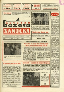 "Gazeta Sanocka ""Autosan"", 1988, nr 3"
