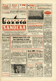 "Gazeta Sanocka ""Autosan"", 1988, nr 9"