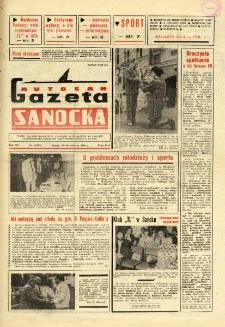 "Gazeta Sanocka ""Autosan"", 1988, nr 17"
