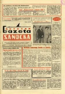 "Gazeta Sanocka ""Autosan"", 1988, nr 23"