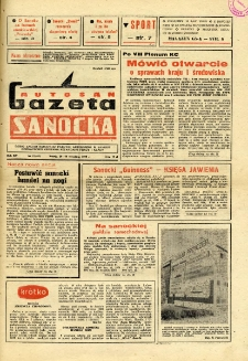 "Gazeta Sanocka ""Autosan"", 1988, nr 27"