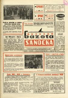 "Gazeta Sanocka ""Autosan"", 1988, nr 29"