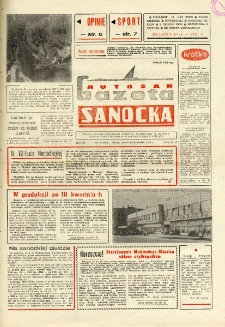 "Gazeta Sanocka ""Autosan"", 1988, nr 30"