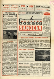 "Gazeta Sanocka ""Autosan"", 1989, nr 6"