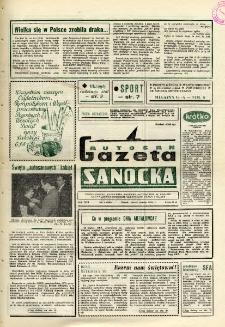 "Gazeta Sanocka ""Autosan"", 1989, nr 9"