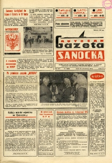 "Gazeta Sanocka ""Autosan"", 1989, nr 17"