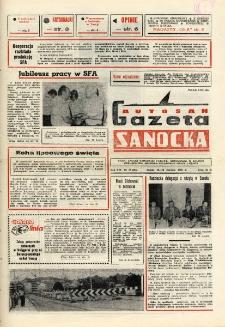 "Gazeta Sanocka ""Autosan"", 1989, nr 22"
