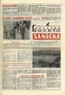 "Gazeta Sanocka ""Autosan"", 1989, nr 23"