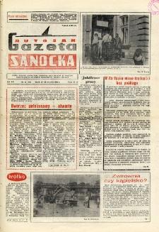 "Gazeta Sanocka ""Autosan"", 1989, nr 25"
