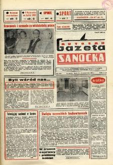 "Gazeta Sanocka ""Autosan"", 1989, nr 28"