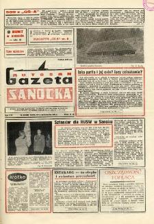 "Gazeta Sanocka ""Autosan"", 1989, nr 29"