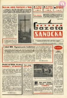 "Gazeta Sanocka ""Autosan"", 1989, nr 32"