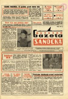 "Gazeta Sanocka ""Autosan"", 1989, nr 34"