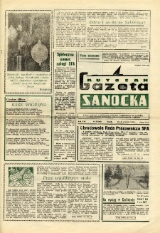 "Gazeta Sanocka ""Autosan"", 1989, nr 35"