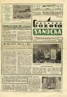 "Gazeta Sanocka ""Autosan"", 1989, nr 36"