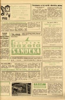 "Gazeta Sanocka ""Autosan"", 1980, nr 36"