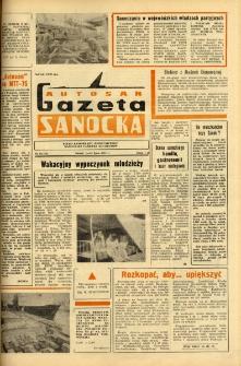 "Gazeta Sanocka ""Autosan"", 1975, nr 13"