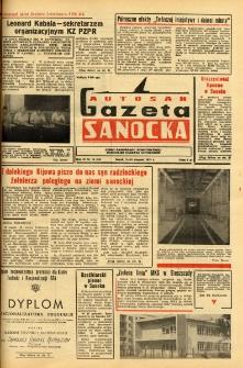 "Gazeta Sanocka ""Autosan"", 1975, nr 15"