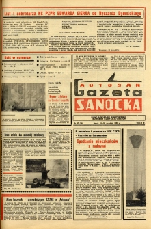 "Gazeta Sanocka ""Autosan"", 1975, nr 17"