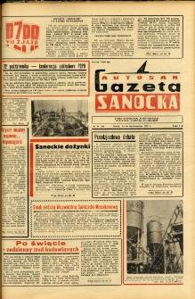 "Gazeta Sanocka ""Autosan"", 1975, nr 19"