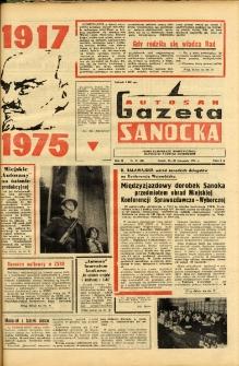 "Gazeta Sanocka ""Autosan"", 1975, nr 21"