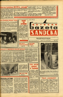"Gazeta Sanocka ""Autosan"", 1975, nr 22-23"