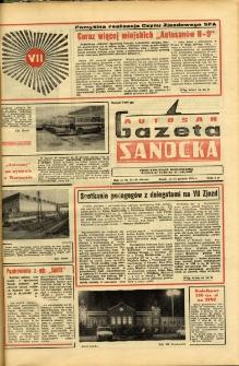 "Gazeta Sanocka ""Autosan"", 1975, nr 24-25"