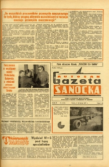 "Gazeta Sanocka ""Autosan"", 1977, nr 3"