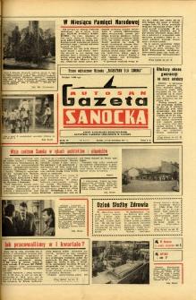 "Gazeta Sanocka ""Autosan"", 1977, nr 8"