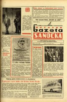 "Gazeta Sanocka ""Autosan"", 1977, nr 11"