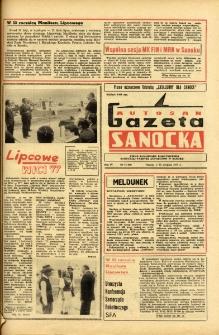 "Gazeta Sanocka ""Autosan"", 1977, nr 15"