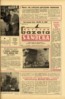"Gazeta Sanocka ""Autosan"", 1977, nr 19"