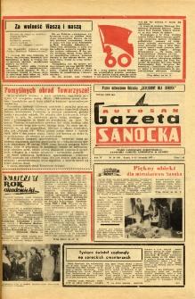 "Gazeta Sanocka ""Autosan"", 1977, nr 20"