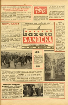"Gazeta Sanocka ""Autosan"", 1977, nr 22"