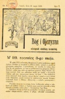 Bóg i Ojczyzna, 1920, nr 9