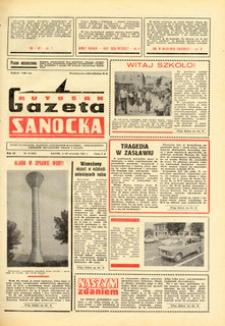 "Gazeta Sanocka ""Autosan"", 1982, nr 11-13"