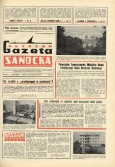 "Gazeta Sanocka ""Autosan"", 1982, nr 14-15"