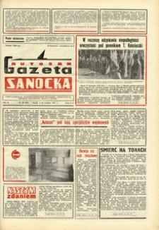 "Gazeta Sanocka ""Autosan"", 1982, nr 20-22"