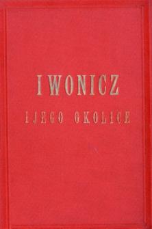 Iwonicz i jego okolice: z sześciu widokami