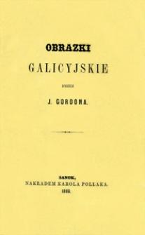 Obrazki galicyjskie