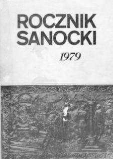 Rocznik Sanocki, 1979