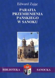 Parafia Przemienienia Pańskiego w Sanoku